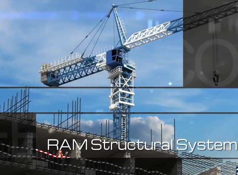RAM_Structural_System_Video_Image