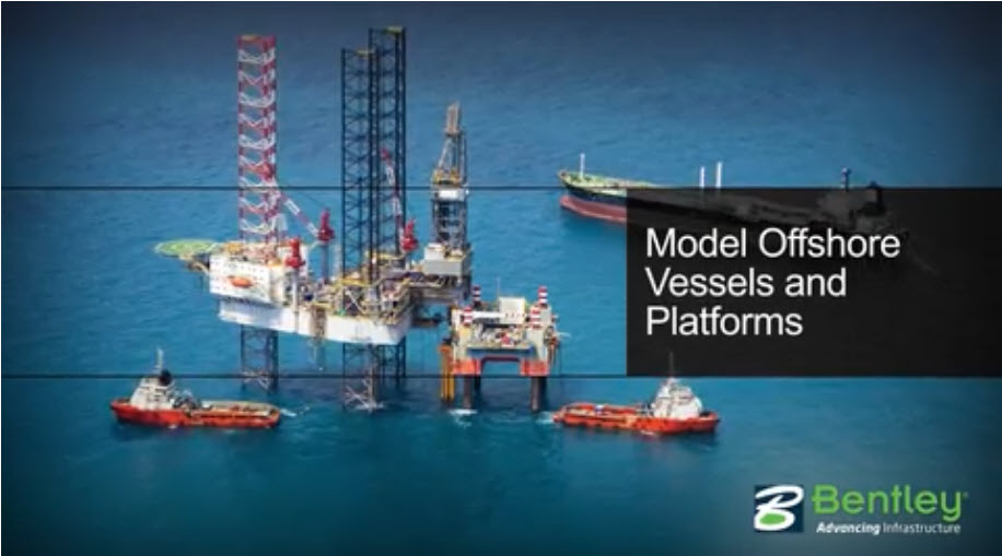 MOSES Product Video Thumbnail_Model Offshore Vessels and Platforms
