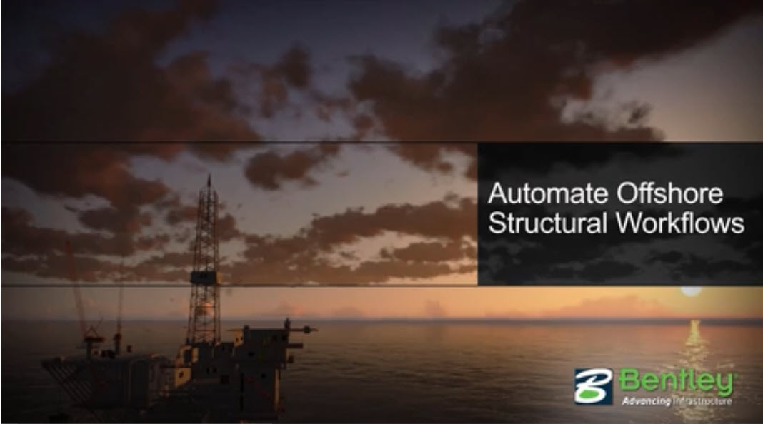 SACS Thumbnail_Automate offshore structural workflows
