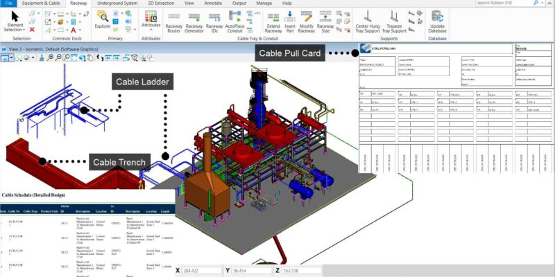 cable system modeling software