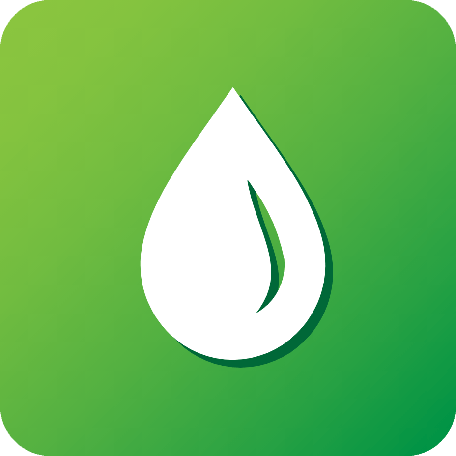icon of water droplet