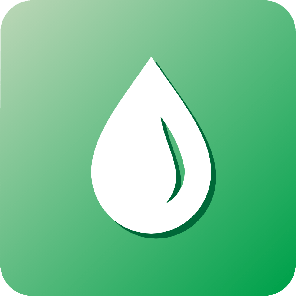 icon water droplet